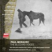 Paul Moravec: The Blizzard Voices